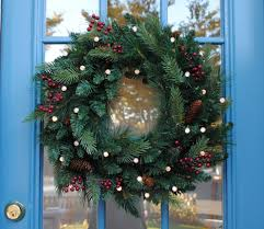 Frontgate Christmas Trees by 55 Best Christmas Door Wreath Ideas 2017 Decorating With