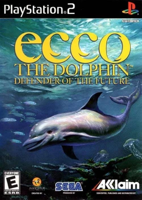 Ecco The Dolphin: Defender of the Future - PlayStation 2