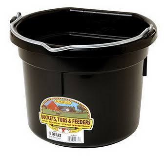 Miller Manufacturing Bucket - Black