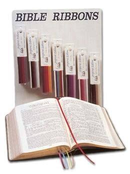 Holy Fire Bible Ribbon Markers - Inspired Ribbons