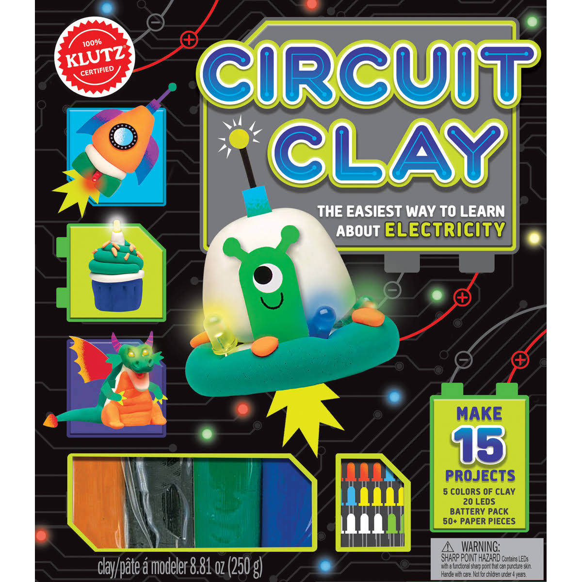 Klutz Circuit Clay Kit