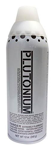 Plutonium 221672 12 oz Professional Grade Aerosol Clear Gloss