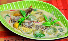 Thai Green Pumpkin Curry Recipe by Making A Pot Of An Authentic Thai Green Curry Kaeng Khiao Wan