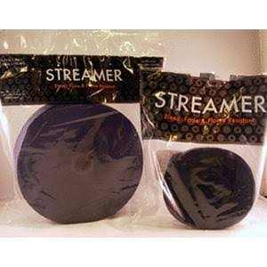 81' Crepe Streamer Midnight Blue Party Decoration