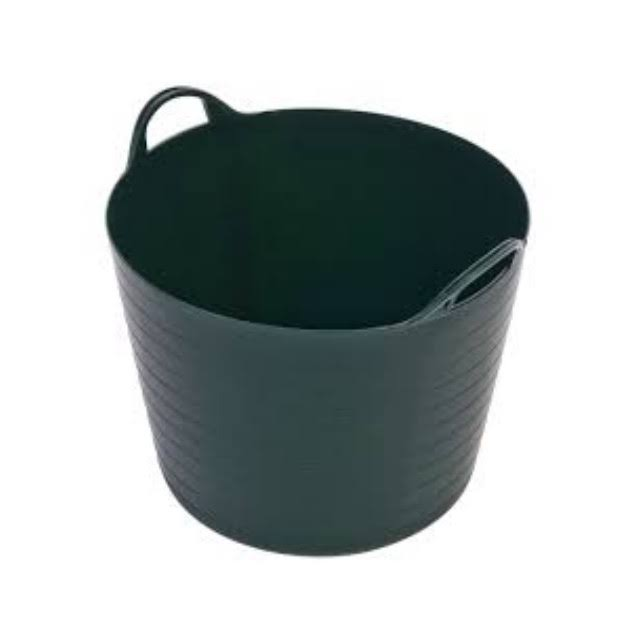 Strata Tuff Tub Plastic with Handles Base - British Racing Green