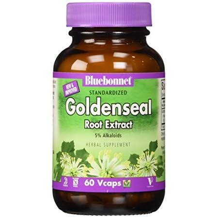 Bluebonnet Standardized Goldenseal Root Extract - 60ct
