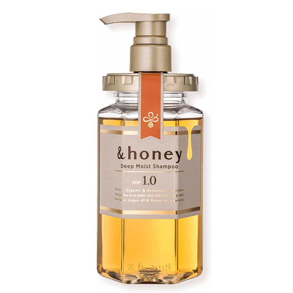 Vicrea &honey Deep Moist Shampoo - 440ml