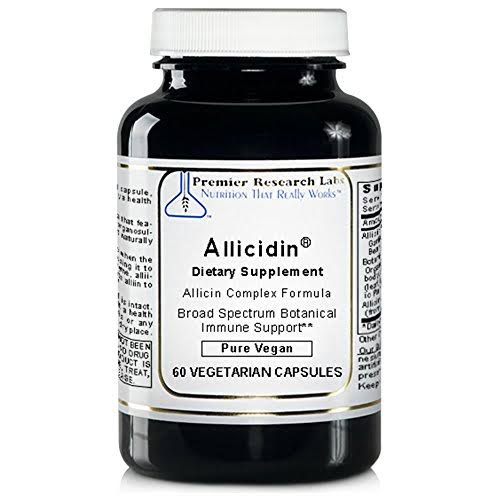 Premier Research Labs Allicidin Dietary Supplement - 60ct