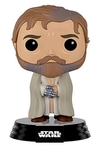 Funko Pop Star Wars 106 Luke Skywalker Bobble-Head Figure