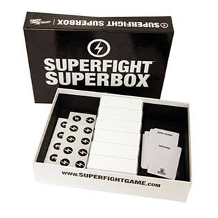 Superfight The Superbox Storage for