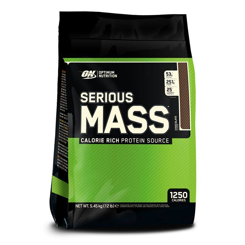 Optimum Nutrition Serious Mass - Strawberry