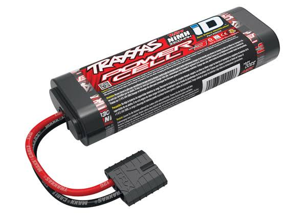 Traxxas Series 3 NiMH Stick ID Connector - 6cell, 3300mah