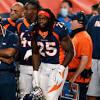 Broncos' RB Melvin Gordon Cited for DUI in Denver