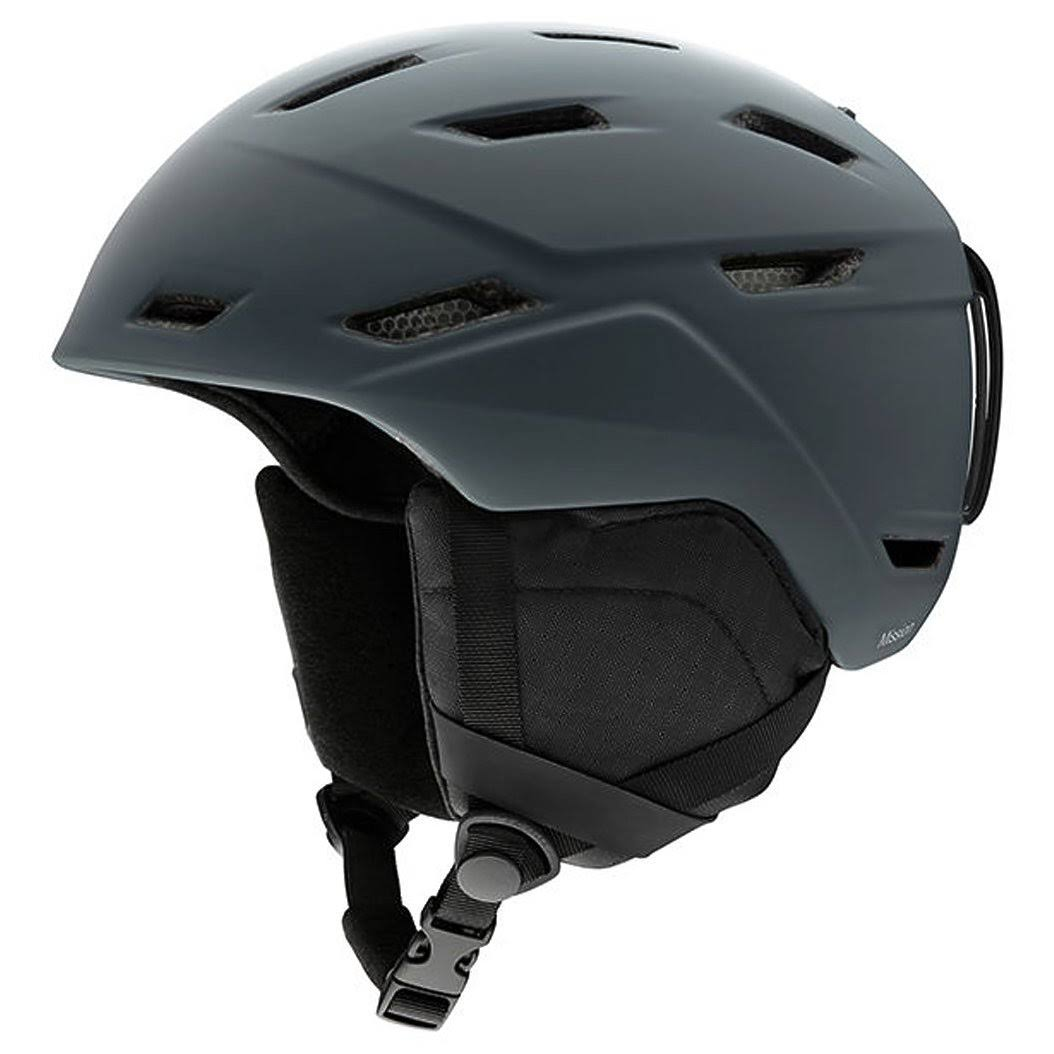 Smith - Mission Matte Charcoal Medium Snow Helmet