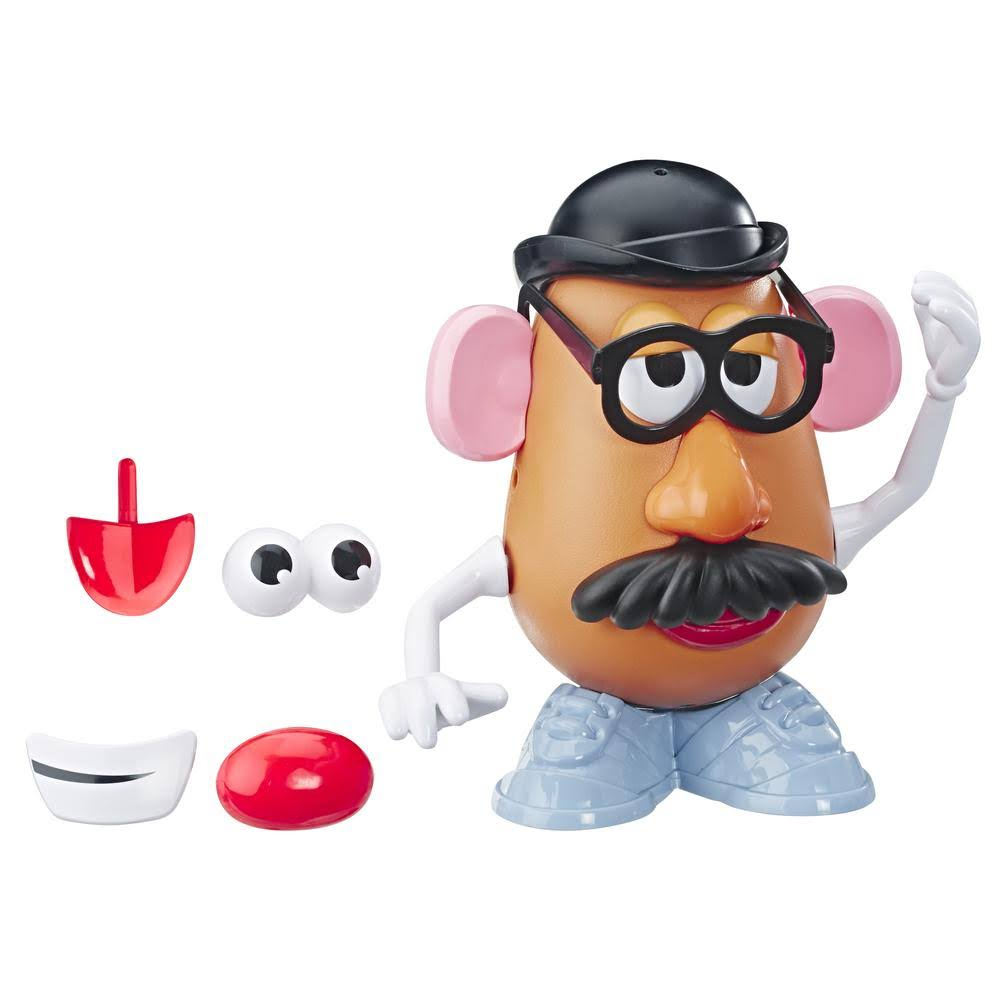Hasbro Pixar Toy Story 4 Classic Mr. Potato Head Figure