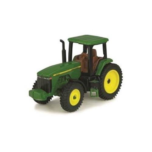 Tomy Toys John Deere Modern Diecast Tractor - with Cab