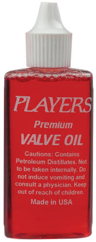 Players Premium Valve Oil - Mixed Colors