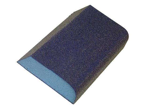 Faithfull Combi Foam Sanding Block - 90x75x25mm
