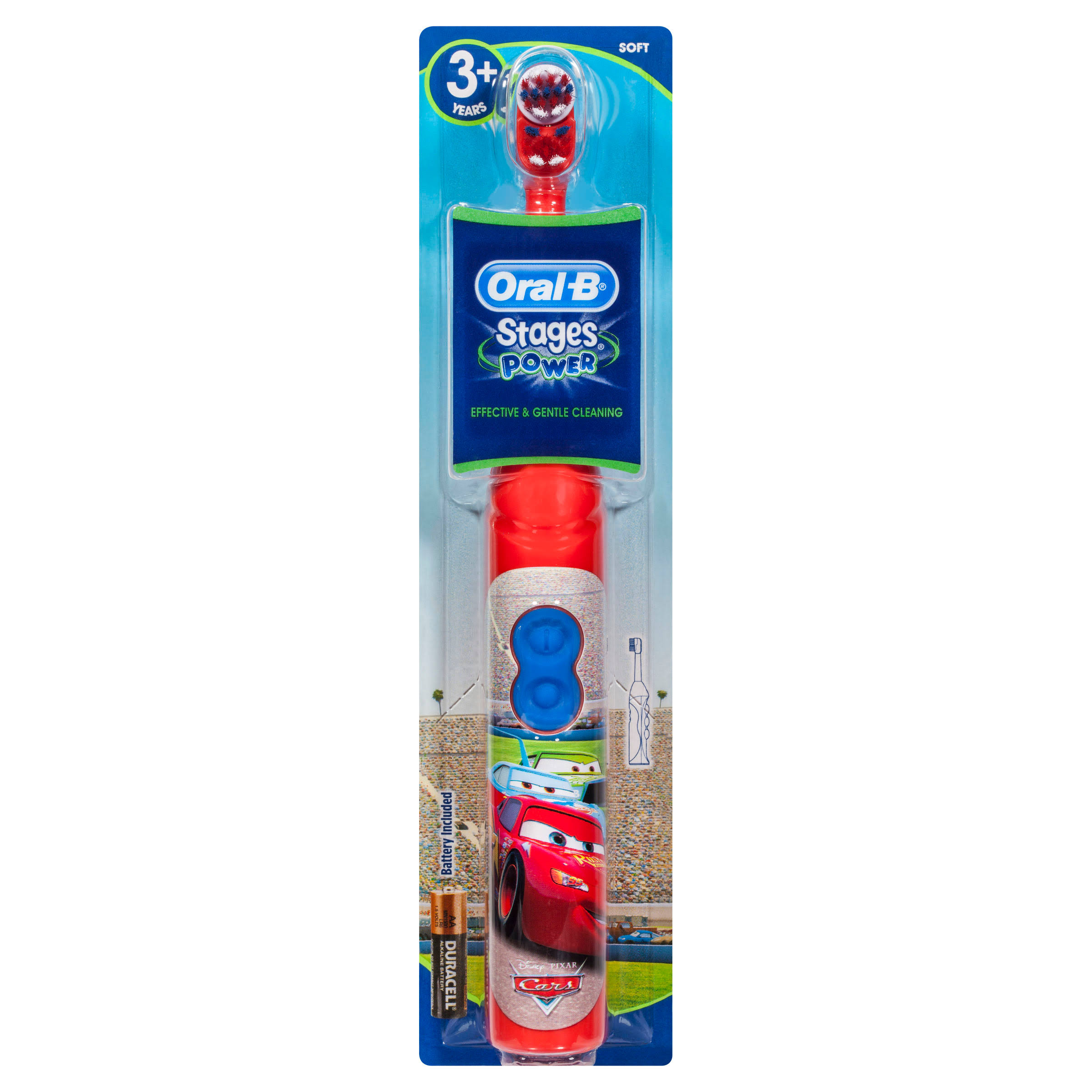 Oral-B Stages Power Disney Kid's Battery Toothbrush