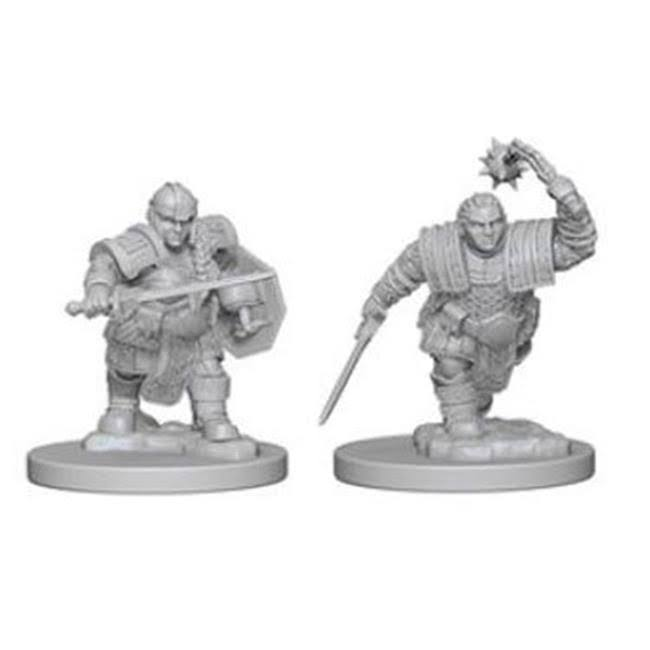 Nolzur's Marvelous Unpainted Mini Figures - Dwarf