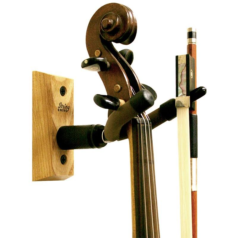 String Swing Home & Studio Violin Hanger