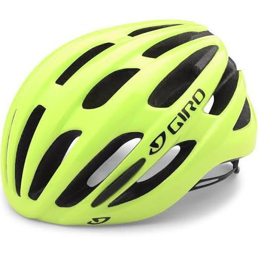 Giro Foray Helmet - Highlight Yellow, Large