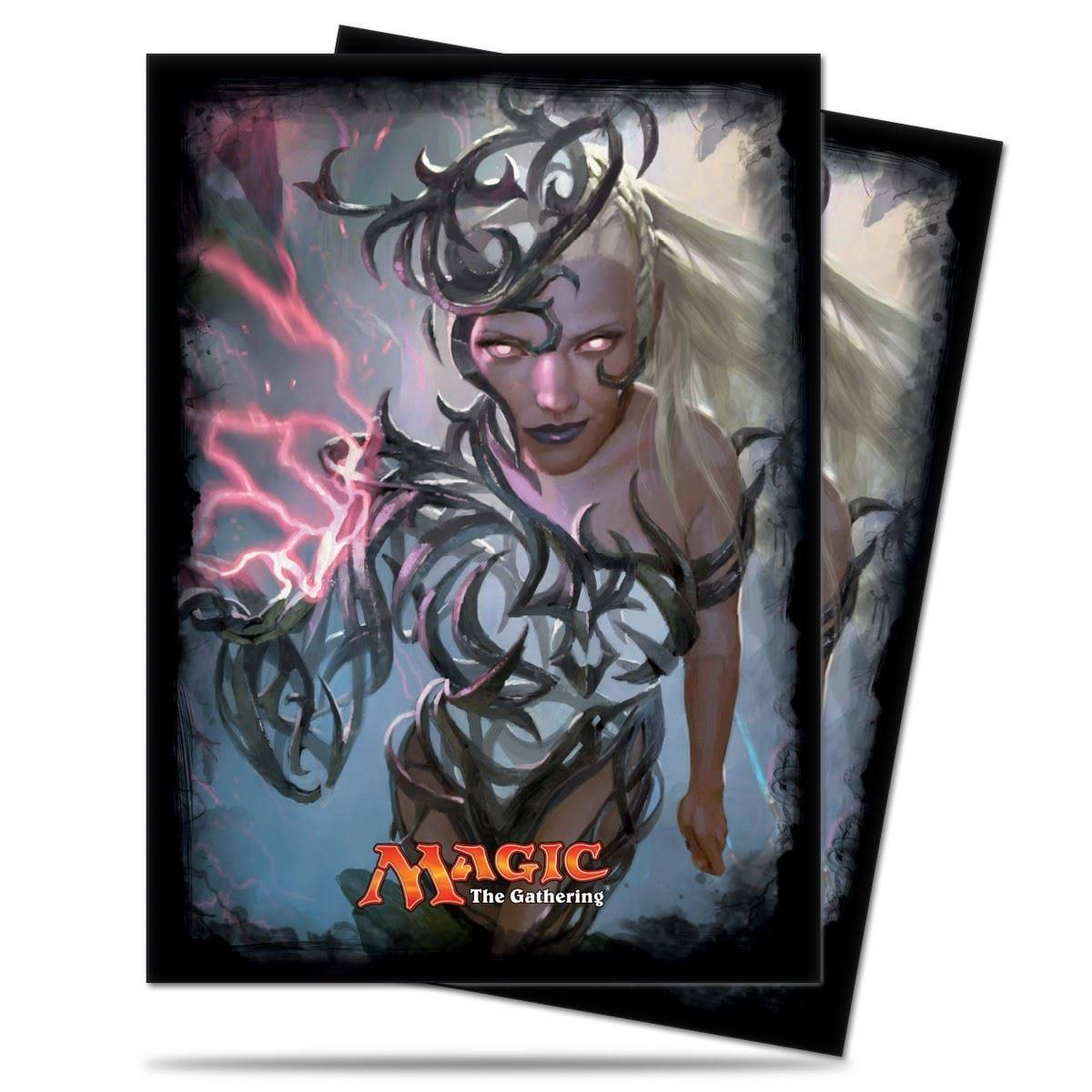 Ultra Pro Magic The Gathering Commander Card Sleeves Protector - 120ct