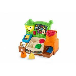 Fisher Price Laugh and Learn Fruits and Fun Learning Market Toy