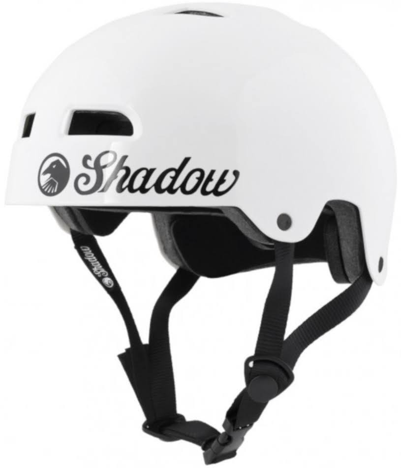 The Shadow Conspiracy Classic Helmet - Gloss White Small/Medium