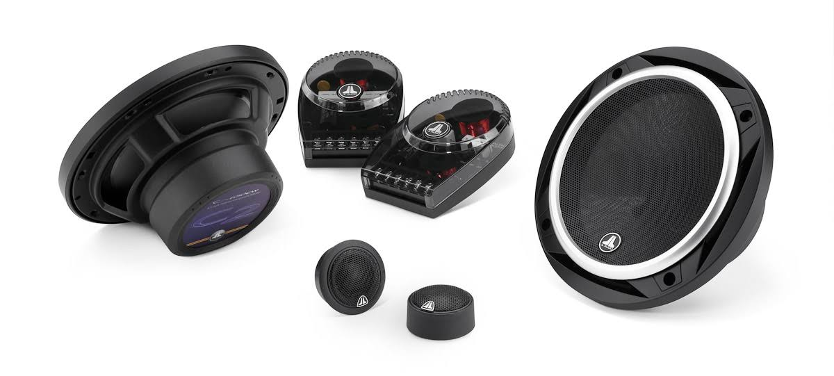 "JL Audio C2-650 Component Speaker System - 6.5"", 2way"