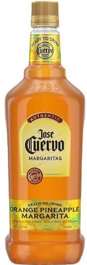 Jose Cuervo Authentic Orange Pineapple Margarita (1.75 L)