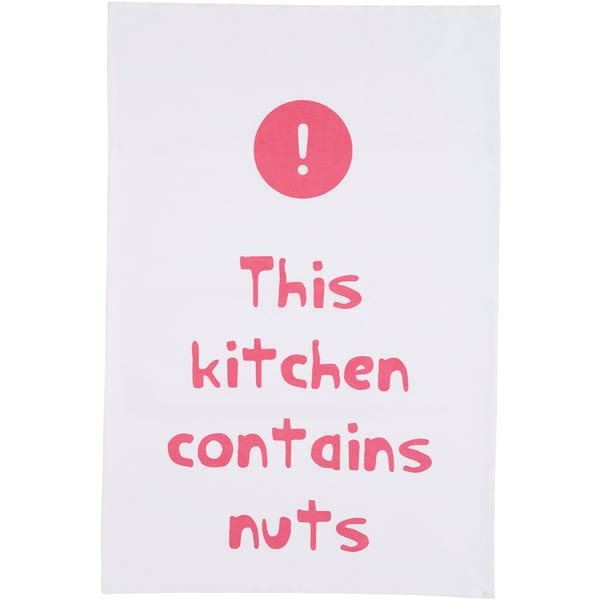 Kitchen Craft Quotes Tea Towels