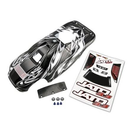 Traxxas Jato 3.3 ProGraphix Body with Decal Sheet