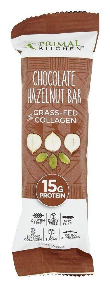Primal Kitchen Collagen Fuel Bar, Chocolate Hazelnut - 1.7 oz