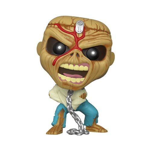 Iron Maiden: Pop! Vinyl Figure: Piece of Mind Eddie