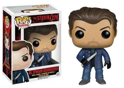 Funko POP TV The Strain Action Figure - Dr. Ephraim Goodweather
