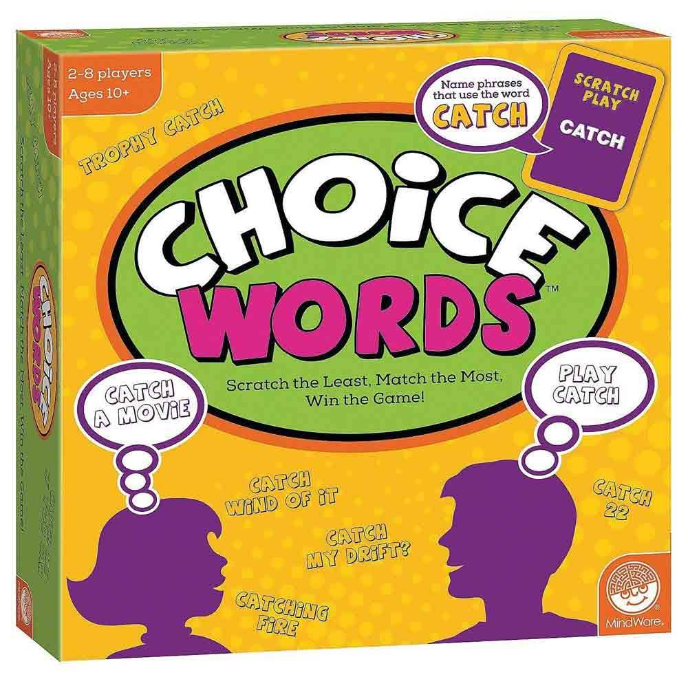 Mindware Choice Words Game