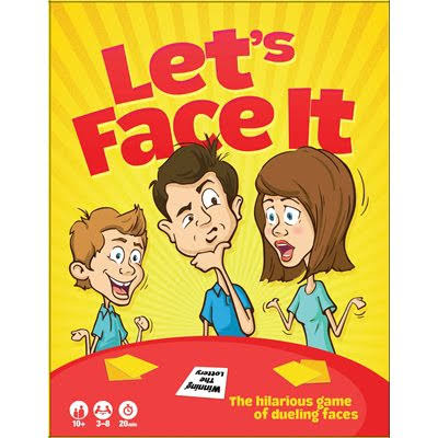 Let's Face It Board Game, Board Games