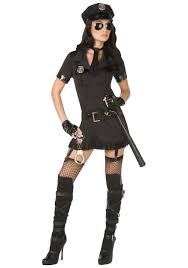 Rickys Halloween Locations by Women U0027s Police Costumes Cop Halloween Costume
