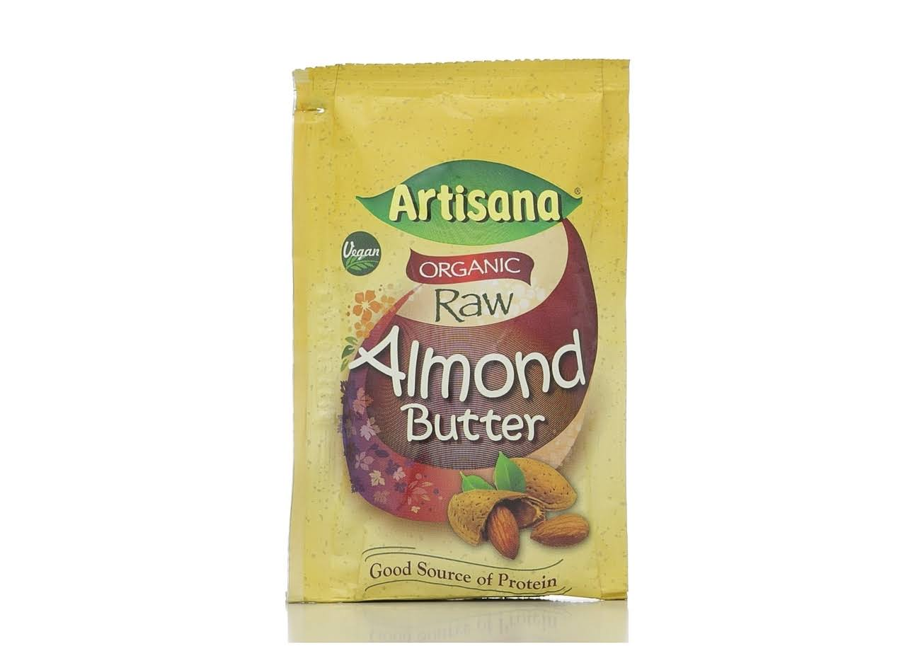 Artisana Raw Almond Butter - 10 packets
