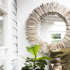 Driftwood Christmas Trees For Sale by Driftwood Mirror 36 Sunburst Double Layer Reclaimed