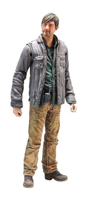 McFarlane Toys The Walking Dead Action Figure - Gareth