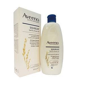 Aveeno Skin Relief Bath & Shower Oil - 300ml