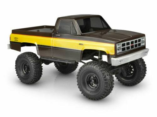 "JConcepts JCO0363 1982 GMC K10 Body Fits 12.3"" Wheelbase"