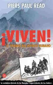 ¡Viven! La Tragedia De Los Andes – Piers Paul Read [ AudioLibro ]