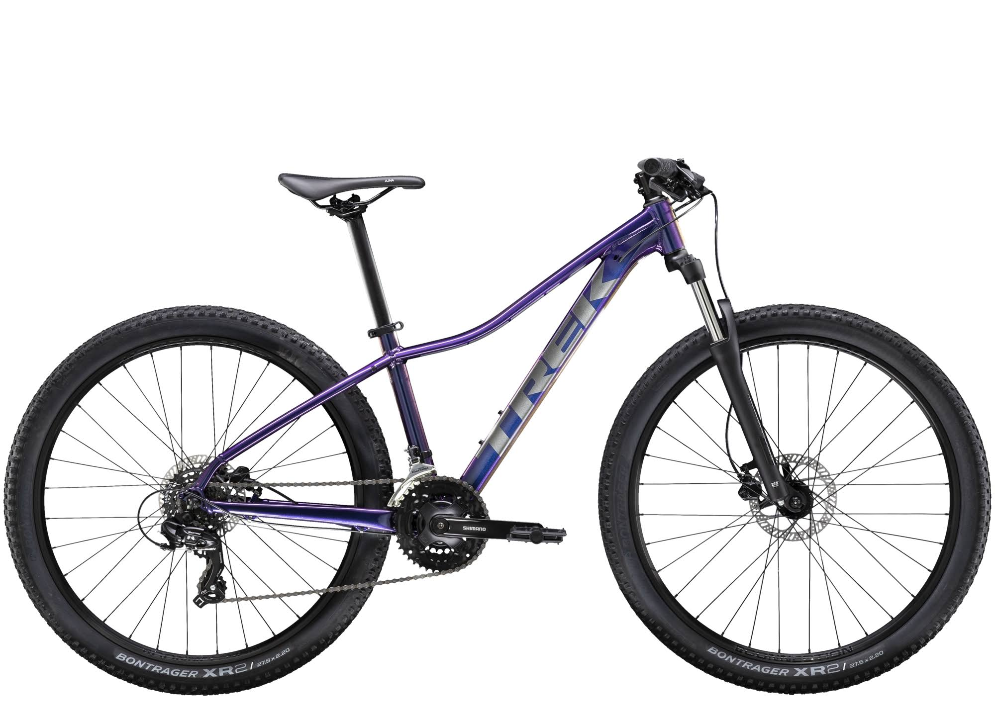 Trek Marlin 5 2020 Women's Mountain Bike | Purple - XS