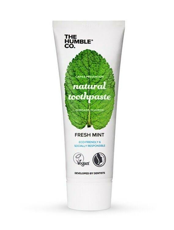 Humble Toothpaste 75ml - Fresh Mint