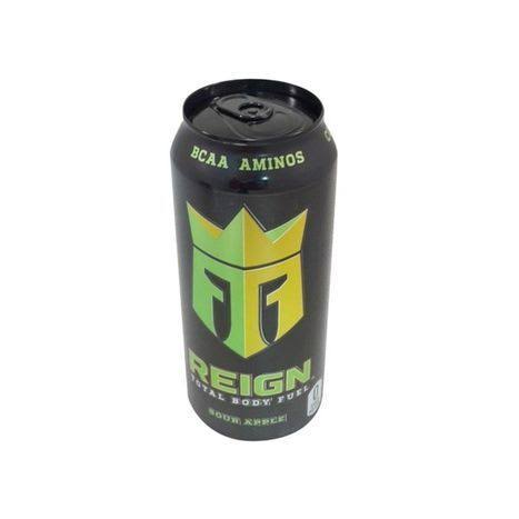 Reign Total Body Fuel Energy Drink, Sour Apple - 16 fl oz