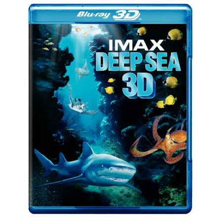 Deep Sea 3D Blu-ray
