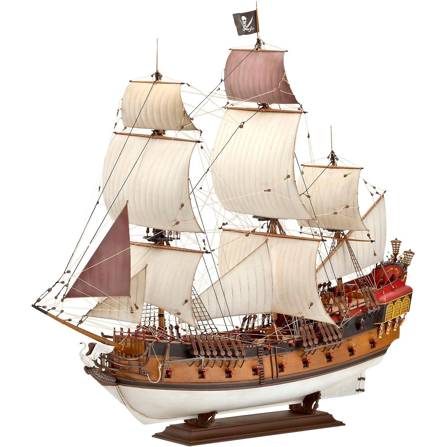 Revell Pirate Ship - 1:72